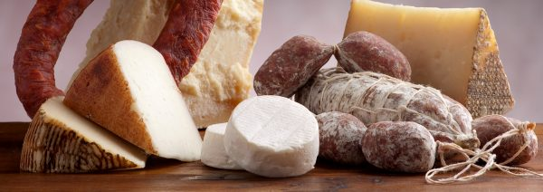 cheese and charcuterie box
