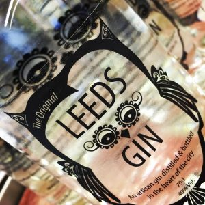 Leeds Yorkshire Gin