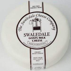 swaledale goats milk cheese