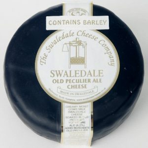 swaledale old peculiar cheese