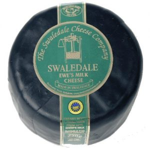 Swaledale Ewe's Milk Cheese Truckle