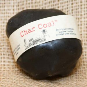 Charcoal Cheddar Cheese