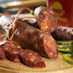 Yorkshire Chorizo Kirkby Malham Chorizo