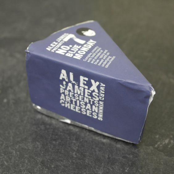 alex james blue monday cheese