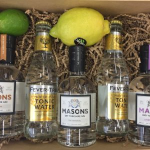 masons yorkshire gin hamper