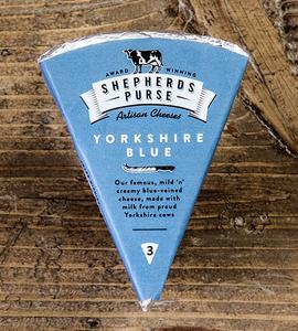 shepherds purse yorkshire blue cheese