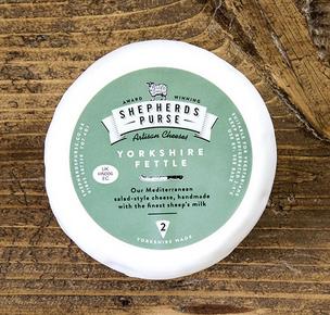 shepherds purse yorkshire fettle cheese