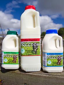 Free Range Dales Milk