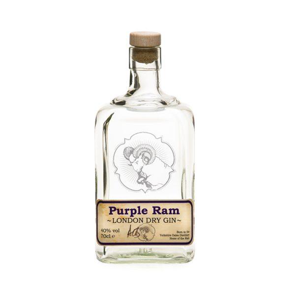 purple ram yorkshire dales gin