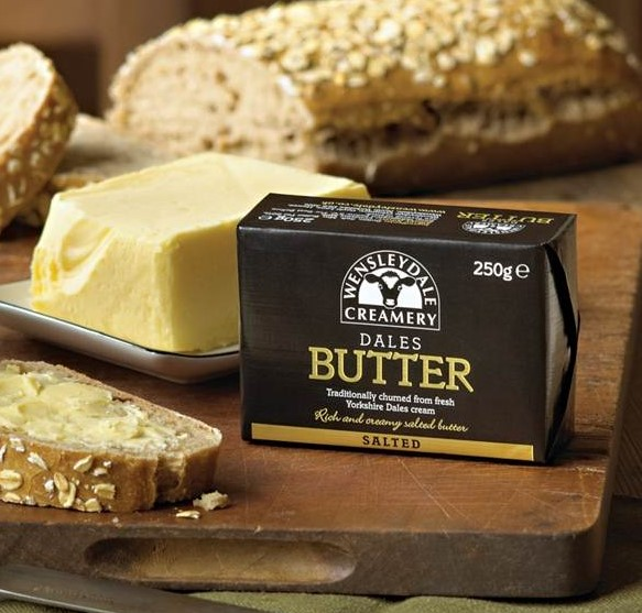 wensleydale creamery dales butter web