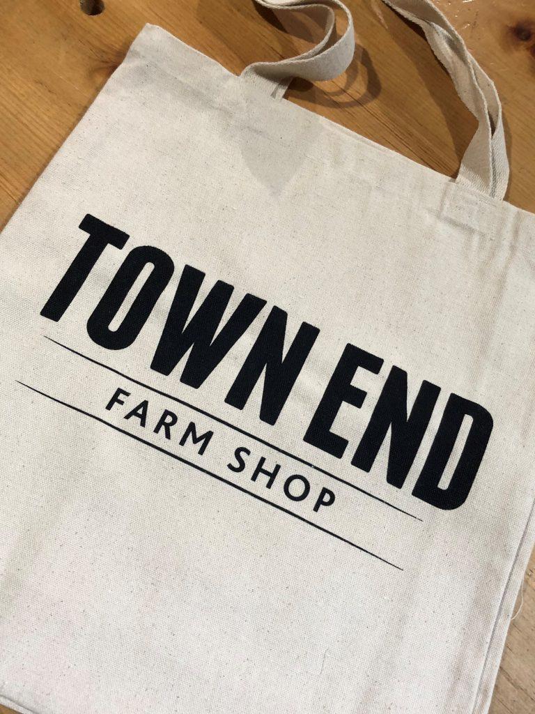 Bag for Life Town End Farm Shop