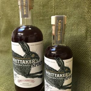 whittakers sloe and honey yorkshire gin