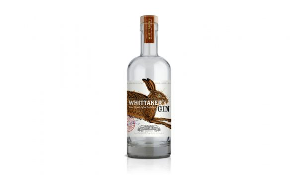 whittakers winter solstice yorkshire gin