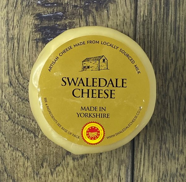 swaledale cheese truckle