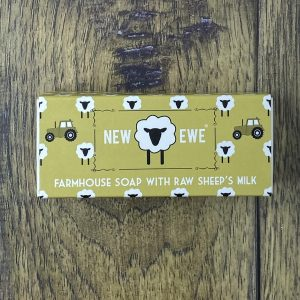 New Ewe Sheep Soap Citrus Twist