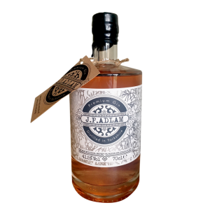J P Adlam Pomegranate Gin