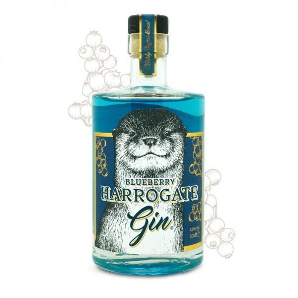 Harrogate Gin Blueberry