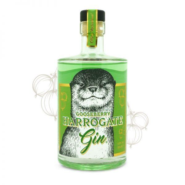 Harrogate Gin Gooseberry