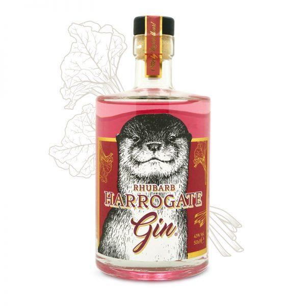Harrogate Gin Rhubarb
