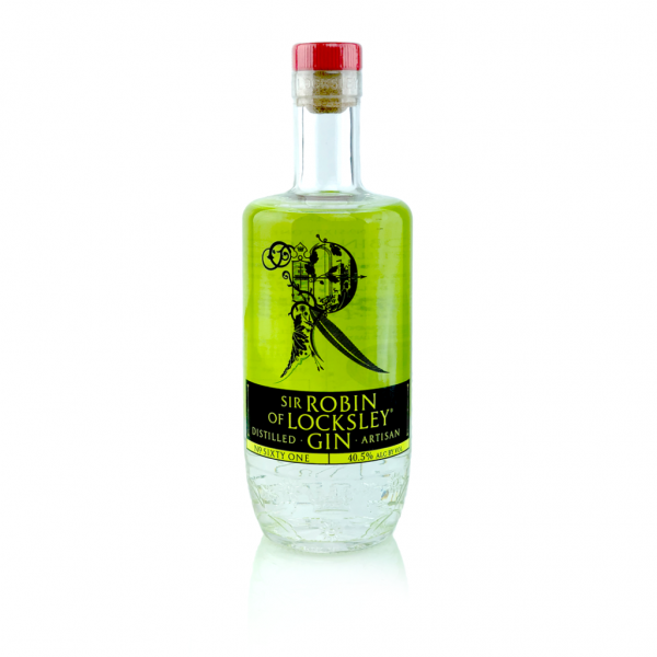 robin of locksley gin
