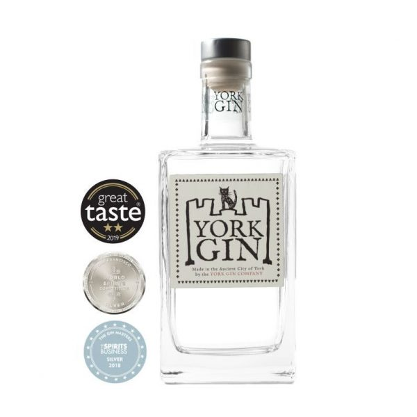York Gin London Dry