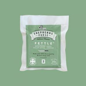 fettle shepherds purse sheep cheese