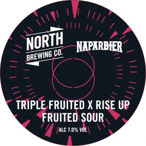 North X Naparbier - Fruited Sour