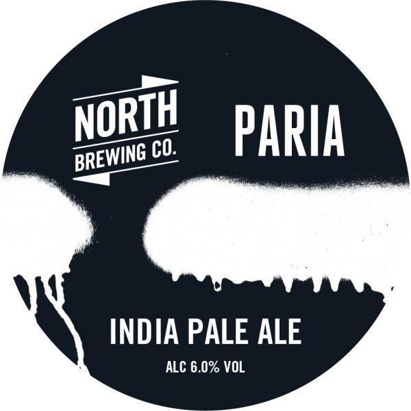 NORTH X PARIA IPA V.4