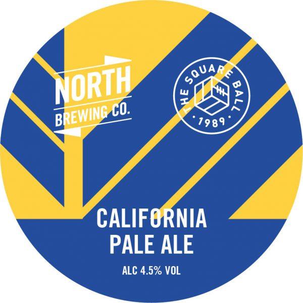 square ball california pale ale