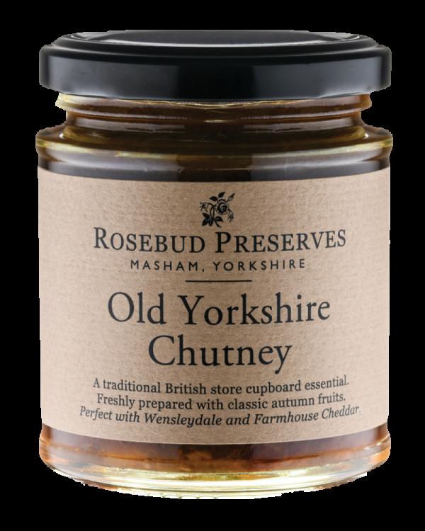 old yorkshire chutney rosebud preserves