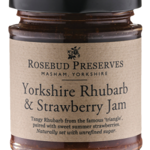 Yorkshire Rhubarb & Strawberry Jam
