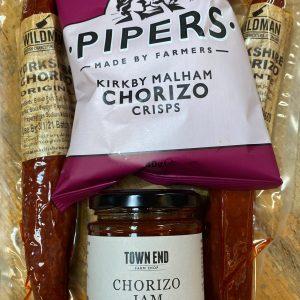 Yorkshire Chorizo Hamper