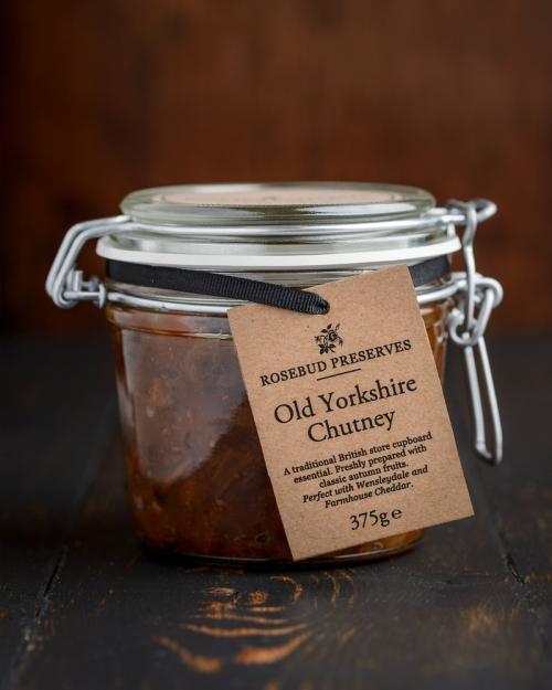 Old Yorkshire Chutney Kilner