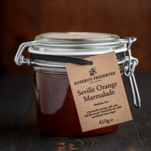 Seville Orange Marmalade Kilner