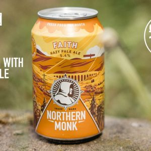 Northern Monk Faith Hazy Pale Ale