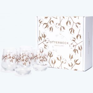 Cotton Gin Glasses Gift Box