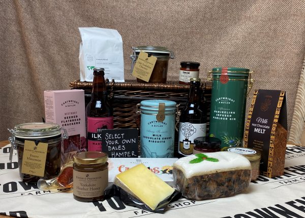 MALHAMDALE LUXURY HAMPER