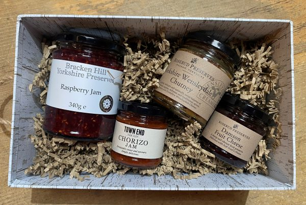 Small Preserve Hamper Box