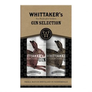 Whittaker's Gin Twin Gift Pack