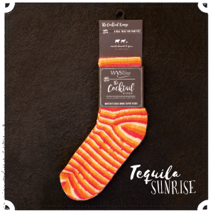 tequila wool socks