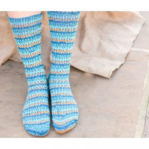 Yorkshire Wool Socks – Kingfisher