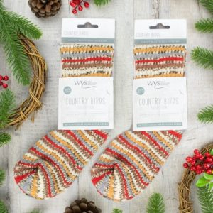 Yorkshire Wool Socks – Robin
