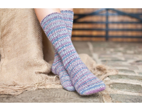 Yorkshire Wool Socks – Wood Pigeon