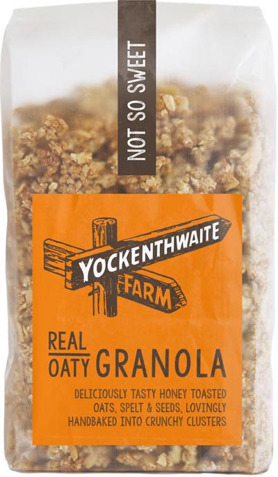 yockenthwaite granola