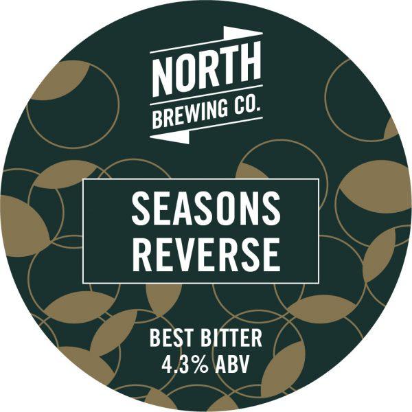 SEASONS REVERSE best bitter north brewing