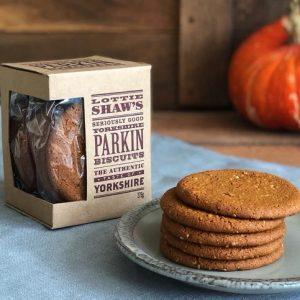 Lottie Shaw Yorkshire Parkin Biscuits