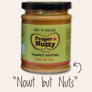 Nowt but Nuts Peanut Butter