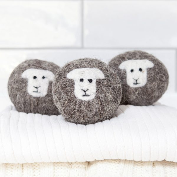 wool dryer balls herdwick sheep