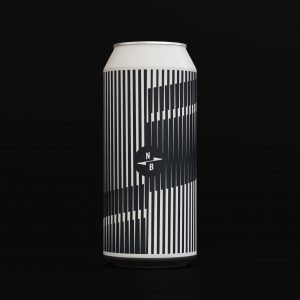 North Brewing Co. - Watching Light Move - 8% ABV 440ml Can