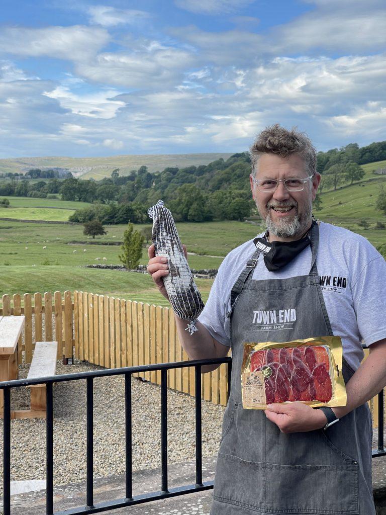 chris wildman champion product longhorn bresaola